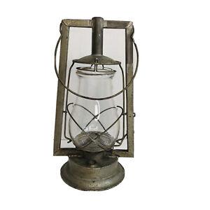 Antique Vintage Dietz Victor Lantern Barn Lamp New York U.S.A. No Wick