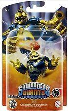 Official RARE Skylander Giants Legendary Bouncer Figure FAST FREE SHIPMENT