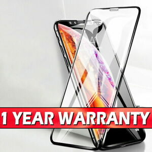 Gorilla Tempered Glass Screen Protector Full Cover for New iPhone XS Max XR XS X