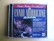 Ennio Morricone Italian Movie Film Soundtrack Anthology 2 CD Record Set