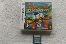 DIDDY KONG RACING DS NINTENDO DS V.G.C. FAST POST ( racing game )