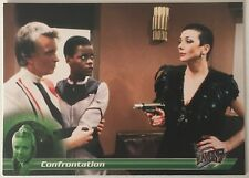 Blakes 7/Blake's Seven Trading Card Series 2 Base Card #91 Confrontation