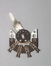 Eico 625 Tube Tester Slide Selector Switch