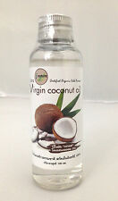 ORGANIC PREMIUM Virgin Cold Coconut Oil 100% For Hair Skin 100 ml FREE SHIPPING