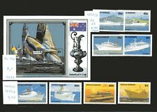 Antigua und Barbuda - Lot 1987/89** Mi.-20,70€
