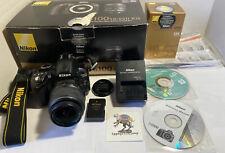 Kit Fotocamera Nikon D3100 + zoom Nikon AFS 18 55 f 3.5 5.6 G II DX NITAL