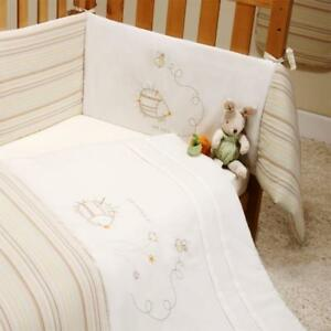 Baby Spike and Buzz Cot BedBumper Nursery Decoration Accessories Gifts