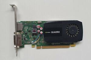 NVIDIA Quadro K600 Grafikkarte S/N 03210150118555 S26361-D3000-V60 GS3 RE*X