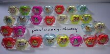 12 pcs Pokemon Rings, Pikachu Kids Birthday Party Bag / Loot Bag Fillers