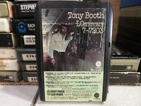 TONY BOOTH Lonesome (8-Track Tape)