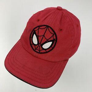 Spider-Man Marvel Toddler Ball Cap Hat Fitted Baseball