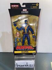 Hasbro Marvel legends STRONG GUY BAF WAVE DEADPOOL -  MISB