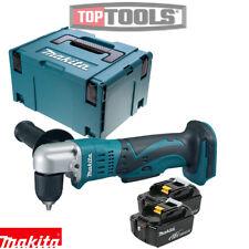 Makita DDA351 18v Cordless Angle Drill With 2 x 4Ah Batteries & 821551-8 Case
