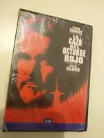 Dvd  La casa del octubre rojo con sean connery y alec baldwin (precintado nuevo)