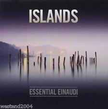 Ludovico Einaudi - Islands Essential - NEW CD /SEALED Greatest Hits Very Best Of