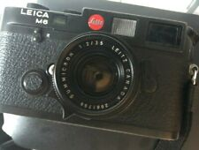 Leica m summicron 35mm f2 negro pre ASPH