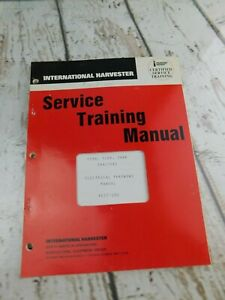 Vtg International Harvester Service Training Manual Electrical Manual AEST200