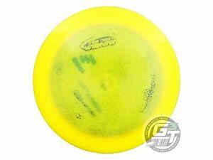 USED Innova Blizzard Boss 150g Yellow Bubbles Flight Plate Driver Golf Disc