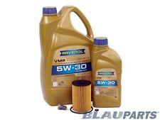 VW Jetta VI Oil Change Kit - 2015-15 - 2.0L TDI Diesel - 5w30 VW 507 00