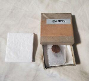 1950 Mint Proof Set in Original Mint Box
