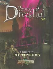 THROUGH THE BREACH - A Night in Rottenburg