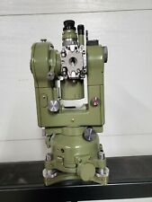 Wild T2 theodolite new style 1 arc second accuracy