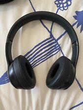 Beats by Dr. Dre Solo3 On the Ear Headphones - Matte Black