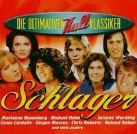 Schlager-Die ultimativen Kult Klassiker (BMG) Marianne Rosenberg, Tony Ho.. [CD]