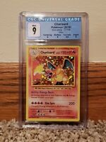 Charizard 11/108 XY Evolutions Pokemon Card CGC MINT 9 PSA? BGS? GORGEOUS CARD!!