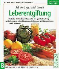 Fit und gesund durch Leberentgiftung von Kovacs, He... | Buch | Zustand sehr gut