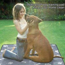 Dog Training Pads Extra Large Reusable Waterproof Non Slip Urine Cushion Mat