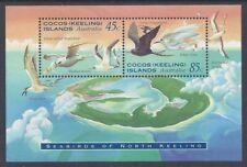 Birds Australian Cocos Islander Stamps