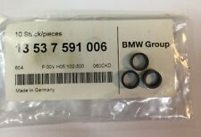 3x Three Of The Bmw / Mini 13537591006 Fuel Injector O-Ring seal gasket oem