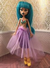 Nefera DeNile De Nile Special Ooak Dance Fright Away Monster High Doll