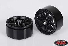 RC4WD Raceline Octane 2.2 Beadlock Wheel, Black, RC4ZW0184