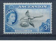 ASCENSION 1956 DEFINITIVES SG62 3d  MNH