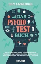 Das Psycho-Test-Buch von Ambridge, Ben
