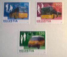 Schweiz 2006 Satz Automobilpost postfrisch Postauto