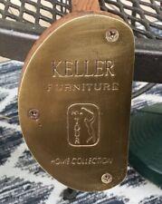 Vintage Keller Furniture PGA Tour Home Collection Golf Putter LH