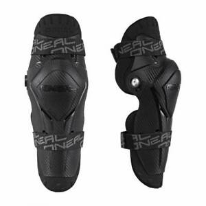 O'Neal Mx MTB Youth Knee Guard Pumpgun Black/Carbon One Size Off Road Protection