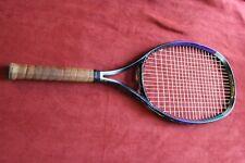 Yonex Super RQ 500 Long Midplus 105 head 4 3/8 grip Tennis Racquet Leather Grip