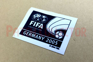Confederations Cup Germany 2005 Sleeve Soccer Patch / Badge