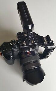 Walimex pro / Aptaris Universal XL MK II / Half-Cage für alle DSLR-Kameras