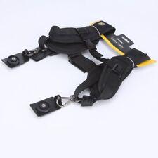 Professional Quick Release Dual-Shoulder Camera Neck Strap For Canon Nikon