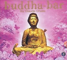 Buddha-Bar, Vol. 1 by Claude Challe (CD, Jun-2000, 2 Discs, Universal/Polygram)