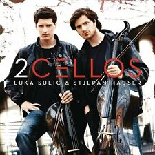 2CELLOS CD - 2CELLOS (2011) - NEW UNOPENED