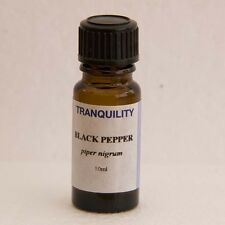 100% Pure Black Pepper Essential Oil 10ml Aromatherapy