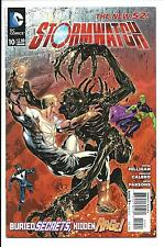 STORMWATCH # 10 (THE NEW DC 52! - AUG 2012), NM