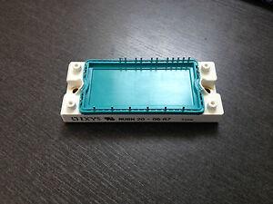 IGBT-Modul (MUBW20-06A7) IXYS (baugleich mit BSM 20GP60) (Halbleitermodul)
