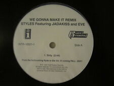 Styles - feat. Jadakiss and Eve- We gonna make it -  Original Mint Records